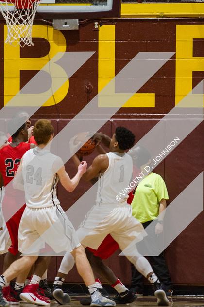 Vincent David Johnson Photography Basketball St Joes Vs